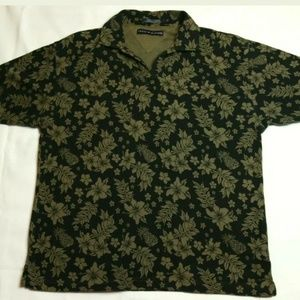 Tommy Hilfiger Floral Pineapple Polo